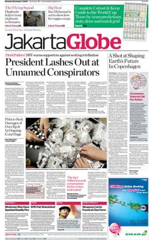 Copenhagen editorials : Copenhagen editorials - Jakarta Globe, Indonesia