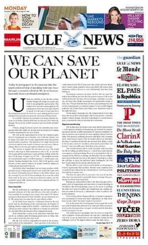 Copenhagen editorials : Copenhagen editorials - Gulf News, Dubai