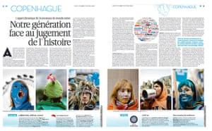 Copenhagen editorials: Liberation, Paris