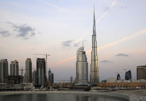 Best noughties buildings: Burj Dubai