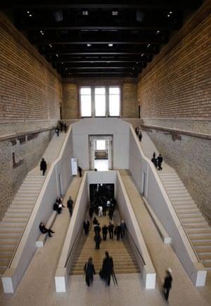 Best noughties buildings: Neues Museum, Berlin