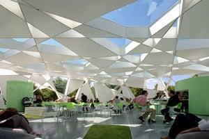 Best noughties buildings: Serpentine Pavilion, London