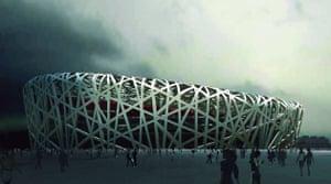 Best noughties buildings: Beijing National Stadium, Beijing