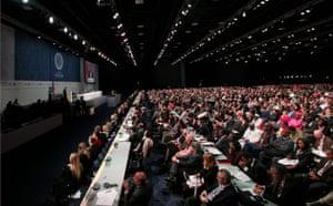 Copenhagen diary: UN Climate Change Summit Opens , COP15
