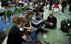 Copenhagen Diary: Non-governmental organization at COP15 UN Climate Change Summit