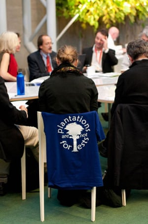 Copenhagen Diary: COP15 UN Climate Change Summit In Copenhagen,