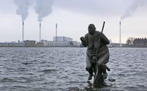 Copenhagen Diary: COP15 UN Climate Change Summit 'The Survival of the Fattest'