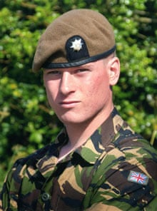 Corporal Adam Drane from 1st Battalion The Royal Anglian Regiment