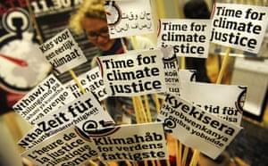 Copenhagen diary: COP15  activist at bella center