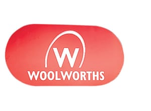 Lost in the noughties: Woolworths logo