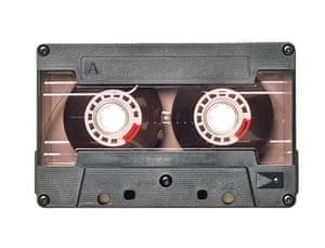 Lost in the noughties: Cassette tape