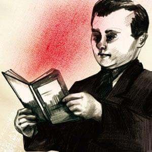 Oliver Burkman column, fiction