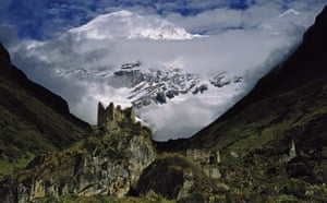 100 places: Mount Chomo Lhari, Bhutan