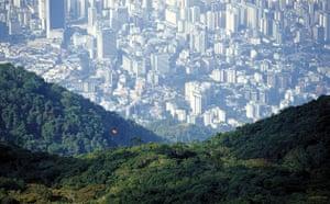 100 places: Caracas, Venezuela