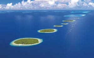100 places: The Maldive Islands, The Indian Ocean
