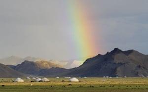 100 places: Bayan Ölgii, Mongolia