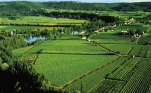 100 places: Cahors, Lot Valley, France