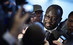 Copenhagen diary: COP15 : Lumumba Di-Aping