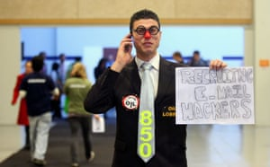 Copenhagen diary: COP15 : An environmentalist disguised lika a mock lobbyist