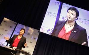 Copenhagen diary: COP15 : US Environmental Protection Agency Administrator Lisa Jackson