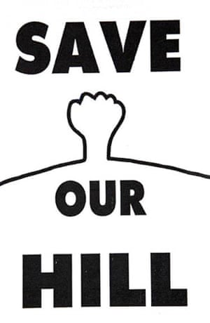 Solsbury Hill  protest: 15th anniversary of Solsbury Hill road protest