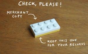 I Lego New York: Check