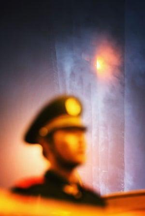 Beijing fire: Hotel fire in Beijing