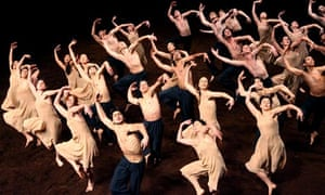 The Rite Of Spring by Pina Bausch