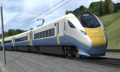 The super express train