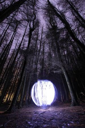 Light Graffiti: Sphere