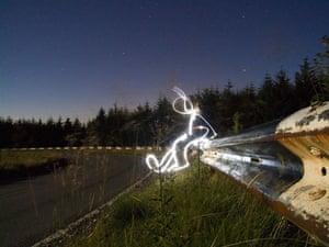 Light Graffiti: Rest Bite
