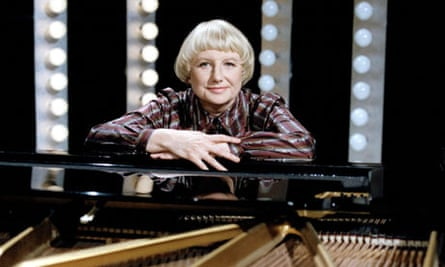 Blossom Dearie has died aged 82