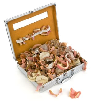 Take 10: Lost Property: A case full of dentures lost on London Transport
