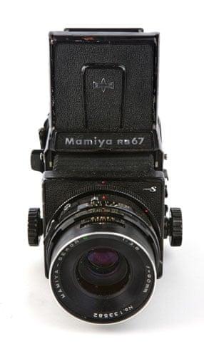 Take 10: Lost Property: A Mamiya RB67 medium-format camera