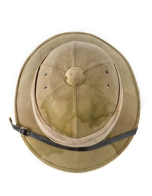 Take 10: Lost Property: A pith helmet