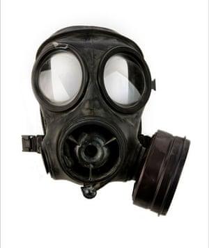 Take 10: Lost Property: A gas mask