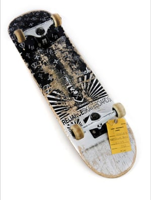 Take 10: Lost Property: A skateboard