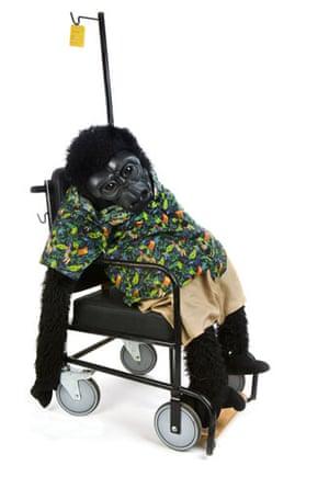 Take 10: Lost Property: A toy ape