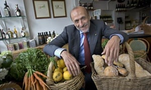 Carlo Petrini - Founder of the Slow Food movement