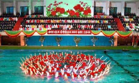 Celebrations for Kim Jong-il's birthday