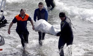 migrants Spain canary islands drowning