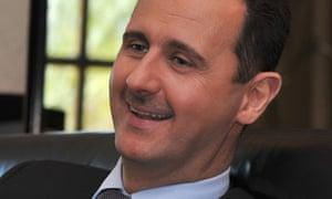 Bashar al-Assad, President of the Syrian Arab Republic