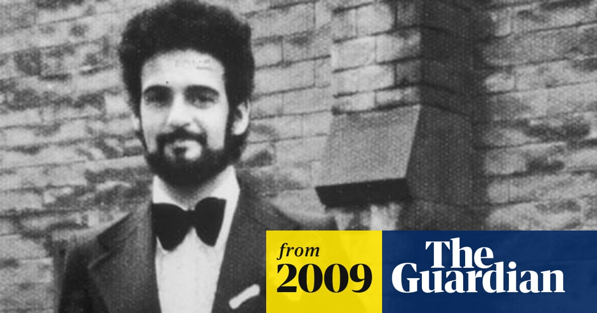 I Don T Think Peter Sutcliffe Will Ever Be Released Says Gordon Brown Gordon Brown The Guardian
