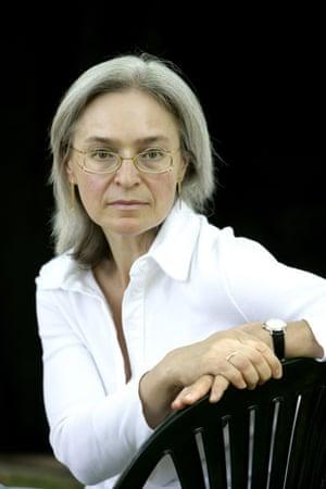 Anna Politkovskaya trial:  Anna Politkovskaya