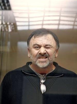 Anna Politkovskaya trial: Lom-Ali Gaitukayev, the uncle of the Makhmudov brothers.