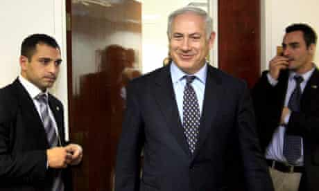 Likud Binyamin Netanyahu in the Knesset