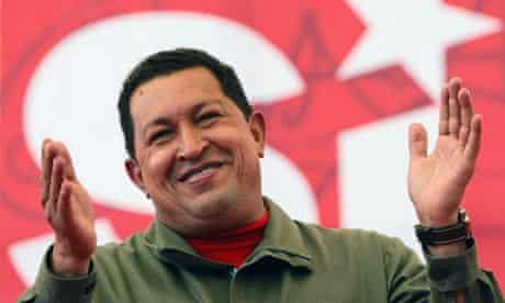 Venezuela leader Hugo Chávez