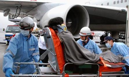 Tokyo plane incident