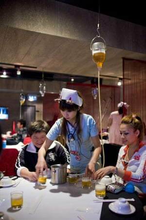 Tai Pei restaurants: DS hospital restaurant