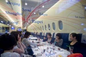 Tai Pei restaurants: A380 restaurant